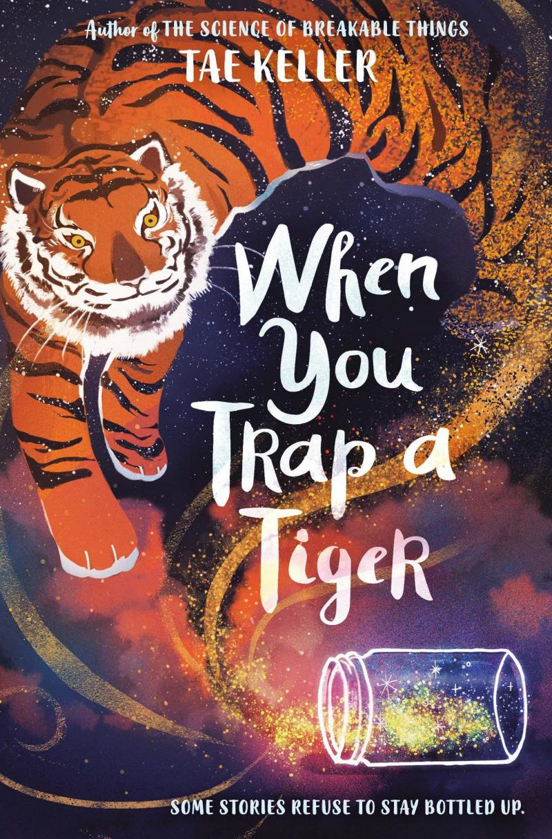 When You Trap a Tiger by Tae Keller won the 2021 Newbery medal.