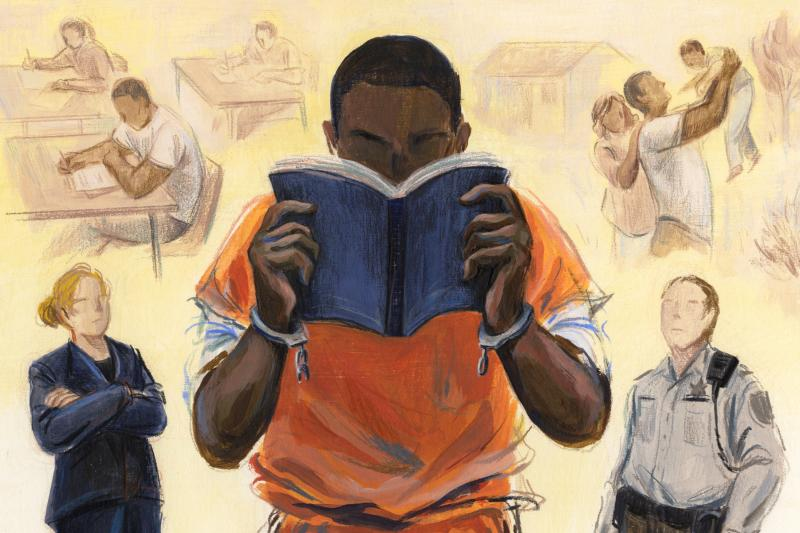 Banned books in prisons.