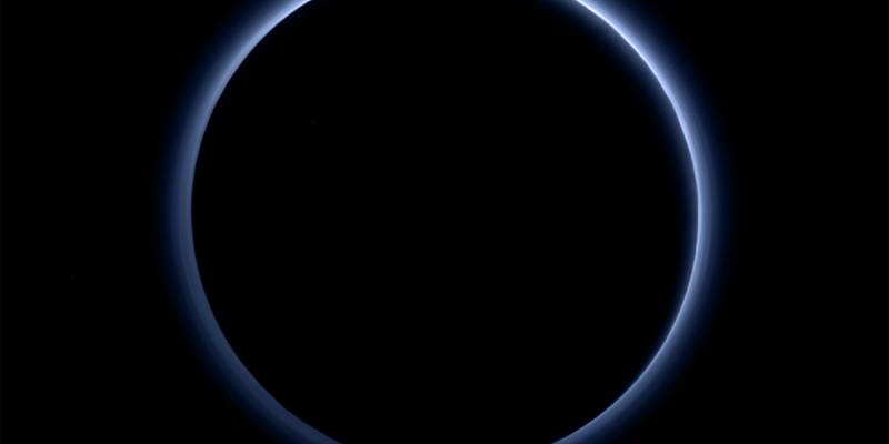 Why Is The Sky Blue On Pluto That Is 885 Wfdd