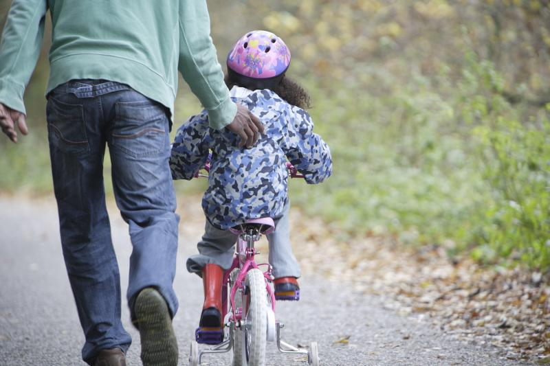 """Learning to ride a bike can lead to memorable tumbles. It's the brain's """"time cells,"""" scientists now say, that help organize and seal those experiences in our minds."""