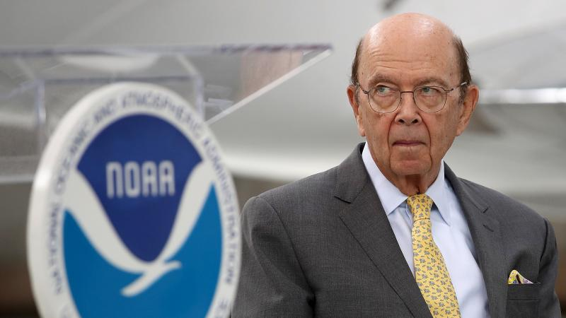 Commerce Secretary Wilbur Ross is under the microscope for reportedly pressuring government scientists to back President Trump over a misleading tweet about Hurricane Dorian.