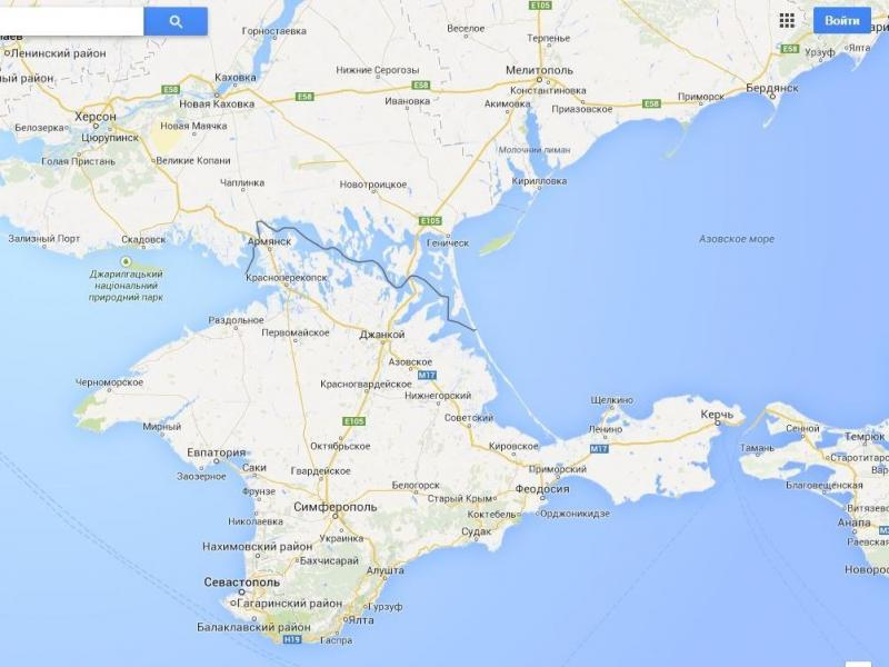 with crimean borders in dispute google maps has it both ways 88 5