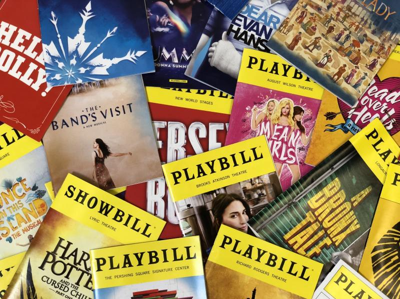 """With theaters across the country closed due to the COVID-19 pandemic, Playbill has had to pivot quickly. """"We find ourselves incredibly fortunate to be associated with this ridiculously fantastic art form that we miss oh, so much,"""" says Playbill Vice Presi"""
