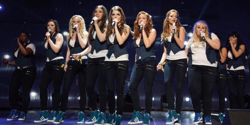 Anna Kendrick and her compatriots in the Barden Bellas are back for a second installment of a cappella excitement in Pitch Perfect 2. It's also Elizabeth Banks' first major movie as a director.