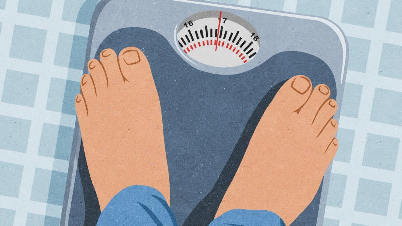 Over a period averaging 4.7 years, study participants who had the greatest fluctuations in weight — about 8.6 pounds — had double the risk of a heart attack, stroke or death, when compared with those who experienced weight fluctuations of less than 2