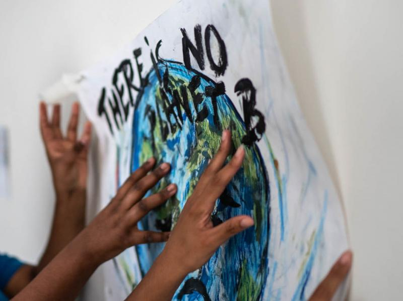 For a forthcoming study, researchers with the U.K.'s University of Bath and other schools spoke to 10,000 people in 10 countries, all of whom were between the ages of 16 and 25, to gauge how they feel about climate change.