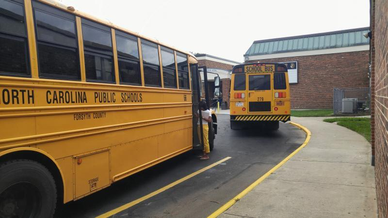WSFC School Buses