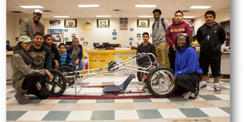 Greensboro students to showcase their fuel efficient for International motor cars greensboro nc