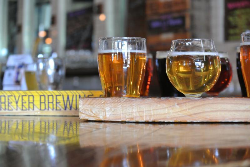 Greensboro Craft Beer