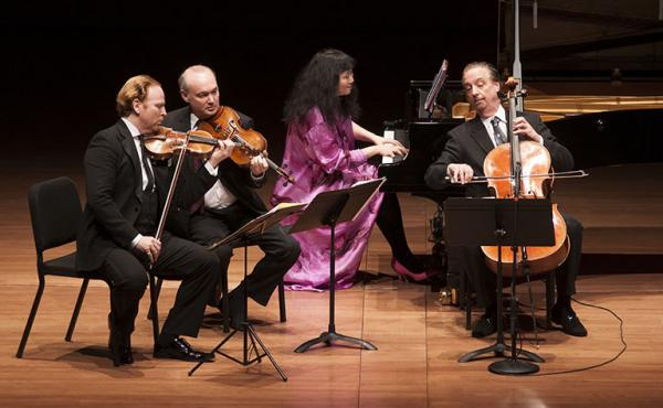 Chamber Music Society of Lincoln Center: Dohnányi, Dvořák and Brahms