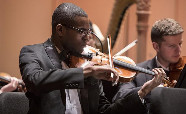 Symphony Orchestra: Orchestral Premieres