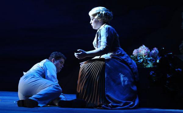 """A.J. Fletcher Opera Institute: """"Werther"""""""