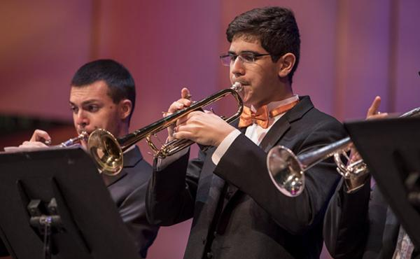 Wind Ensemble: Barnstormers and Circus Screamers