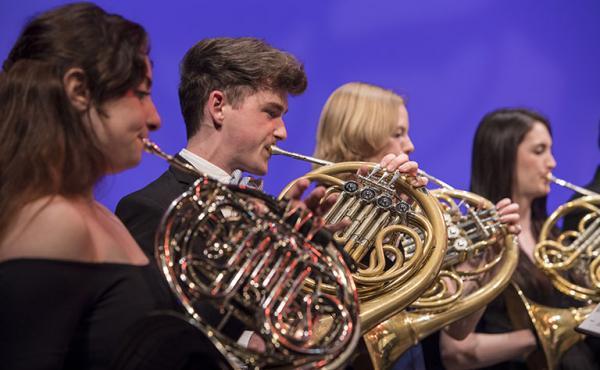 French Horn Studio Recital