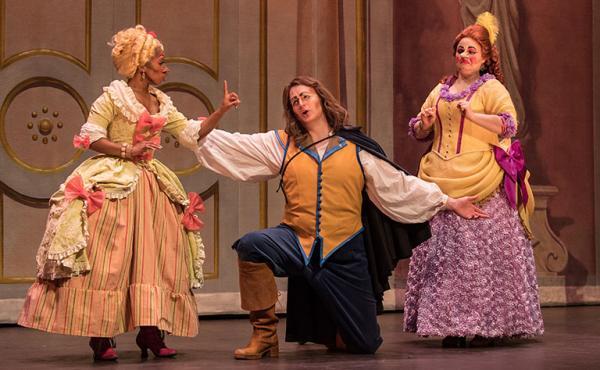 Undergraduate Opera Scenes: A Night at the Opera