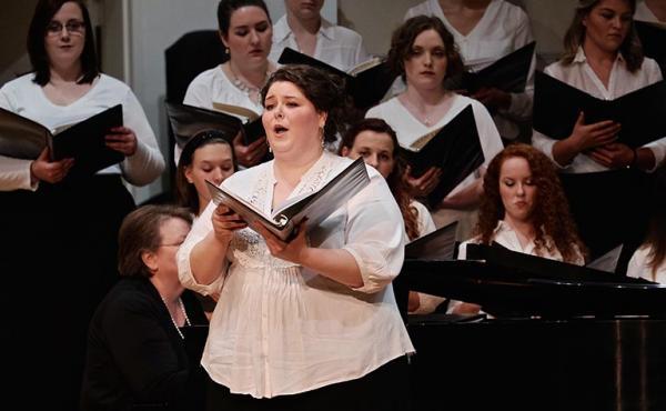 Cantata Singers Spring Concert