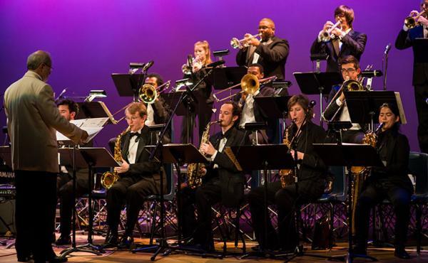 Jazz Ensemble meets Brockowitz