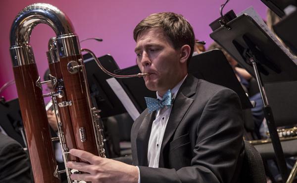 """Wind Ensemble: """"Voices"""""""