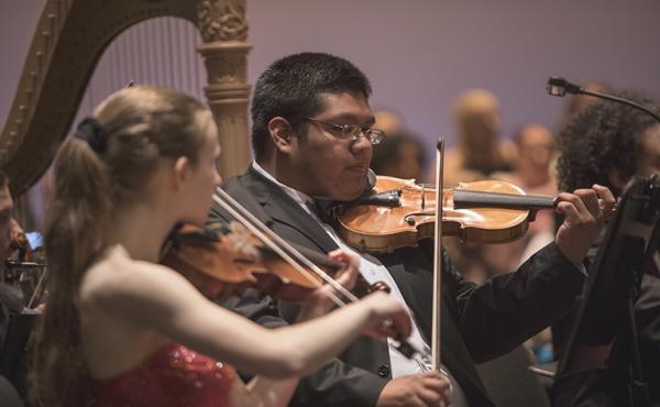 UNC School of the Arts: nu Ensemble in Concert