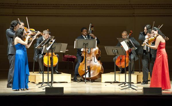 UNC School of the Arts: Sphinx Virtuosi in Concert