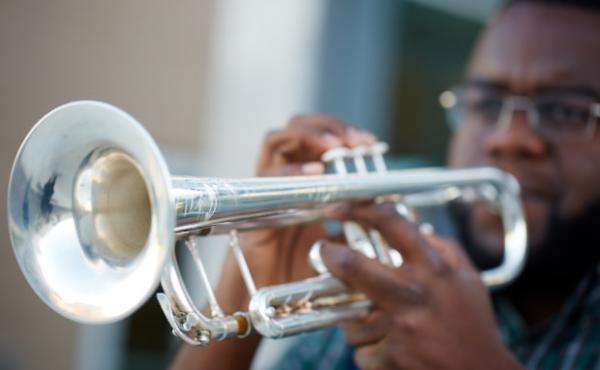 UNC School of the Arts: Trumpet Studio in Recital