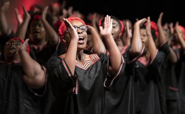WSSU's Singing Rams