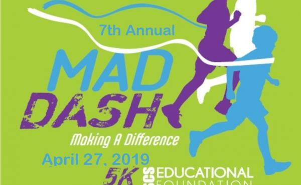 7th Annual MAD Dash 5K & Fun Run