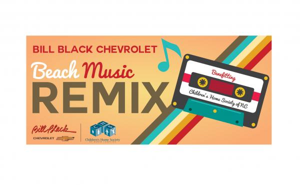 Children's Home Society - Bill Black Chevrolet Beach Music Remix concert series image