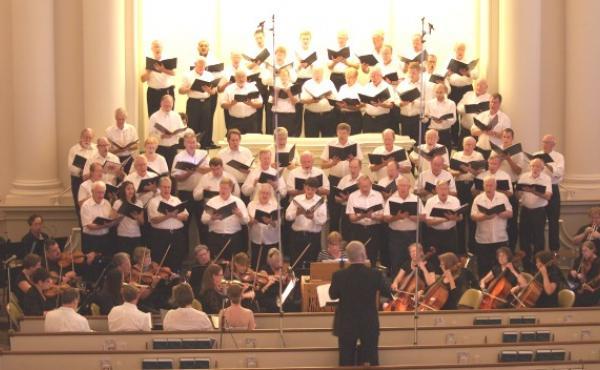 Moravian Music Festival Chorus