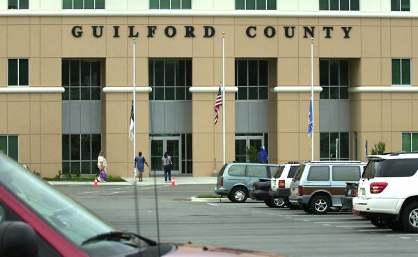 Guilford County Government Building