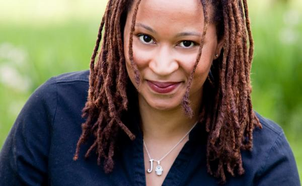 Author Jacinda Townsend