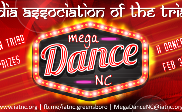 India Association of the Triad - Mega Dance NC