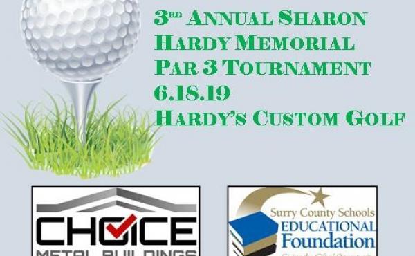 3rd Annual Hardy Memorial Par 3 Tournament