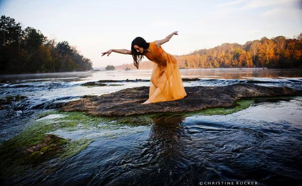 """""""Dance for the River"""" by Christine Rucker"""
