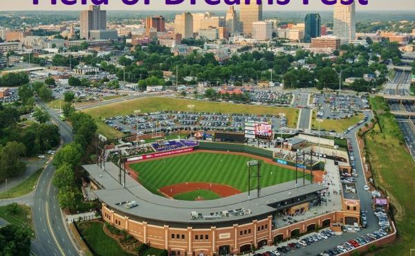 Field of Dreams Fest at BB&T Ballpark