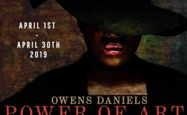 The Power of Art by Owens Daniels