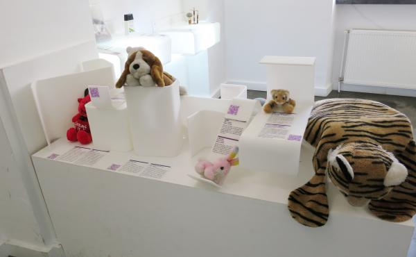 At the Museum of Broken Relationships in Zagreb, Croatia, each item is accompanied by a story from the donor on how a romance fell apart.