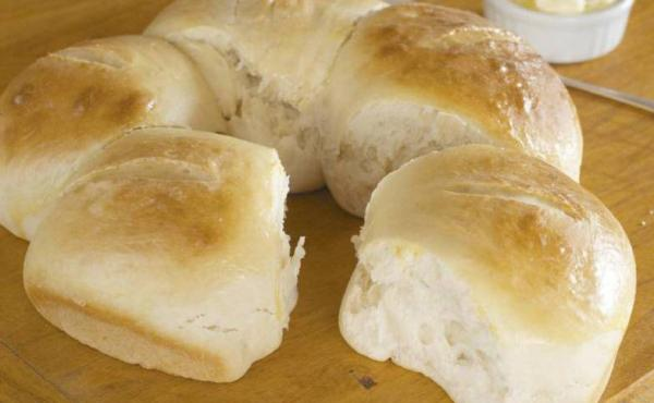 Cookbook author Marilynn Brass says eating Virginia Lima's traditional Portuguese Sweet Bread is like biting into a cloud.