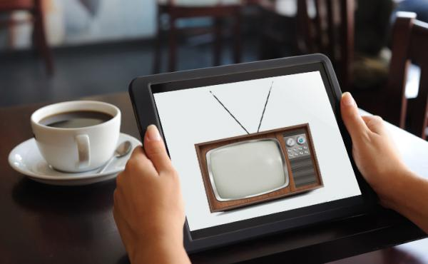 Aereo allows users to connect to a distant antenna — a tiny device that acts like an old set of rabbit ears — and watch broadcast TV channels on their computer, tablet or smartphone. Currently the service is available only in New York City, and it's e
