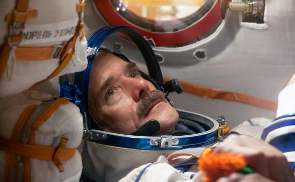 """Canadian astronaut Chris Hadfield has spent a total of six months in space. In his new book, he writes that getting to space took only """"8 minutes and 42 seconds. Give or take a few thousand days of training."""""""