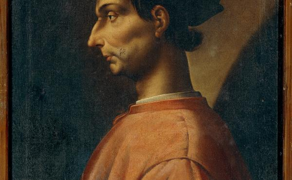 A portrait of Italian philosopher, writer and politician Niccolo Machiavelli (Florence, 1469-1527) by Antonio Maria Crespi. Half a millennium after he wrote The Prince, the slim volume continues to play an important role in political thought and evoke str