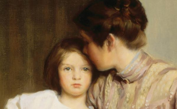 Marmee and Louisa, by Eve LaPlante.