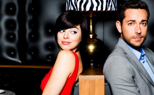 Krysta Rodriguez played Ana Vargas in the recently canceled backstage-on-Broadway TV series Smash, and Zachary Levi earned a fervent following in the title role of NBC's Chuck. Both performers have backgrounds in the theater, and they'll be together on Br
