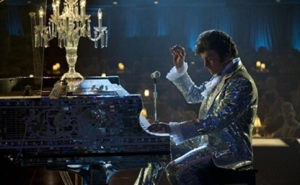Michael Douglas stars as the flamboyant pianist and entertainer Liberace in Steven Soderbergh's new HBO biopic, Behind the Candelabra.