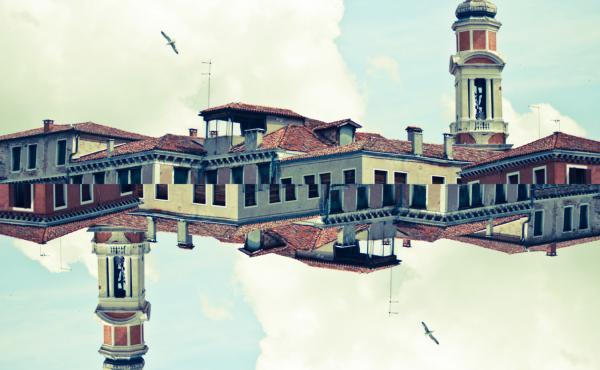Nate in Venice cover