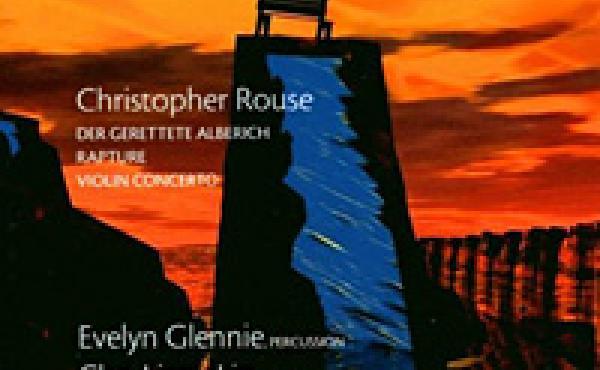 Christopher Rouse's Der Gerettete Alberich.