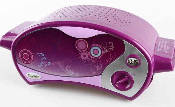 Hasbro's pink Easy-Bake Oven is under fire for reinforcing gender stereotypes.
