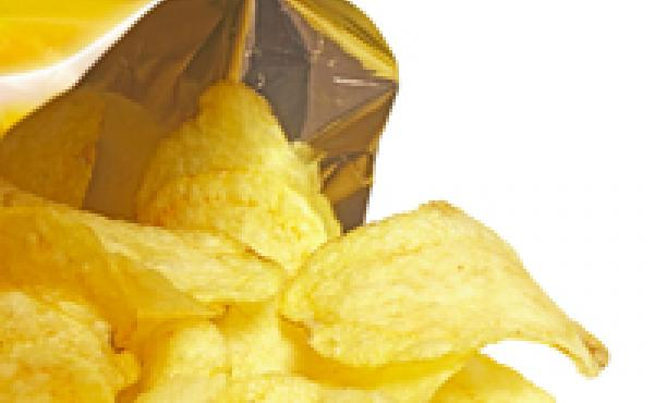 Potato chips