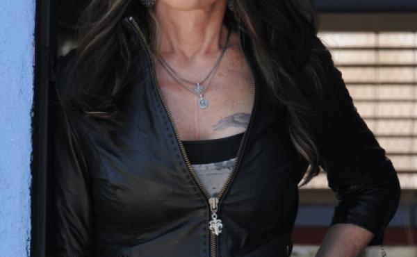 Katey Sagal as Gemma Teller Morrow in Sons of Anarachy on FX.