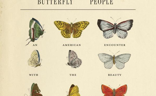 Butterfly People cover